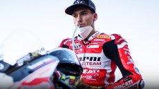 SBK: Il team Barni ha scelto: Cavalieri sulla Ducati di Rabat da Barcellona
