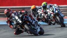 SBK: Bol D'OR: sul circuito Paul Ricard la BMW stabilisce un nuovo record