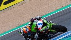 SBK: SSP600, a Jerez FP1 a Oettl. Manzi 7°, Sofuoglu è 18°