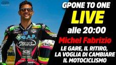 SBK: LIVE - Michel Fabrizio in diretta alle 20:00 - Le gare, il ritiro, la storia
