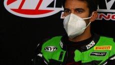 SBK: Isaac Vinales correrà a Portimao dopo la scomparsa di Dean Berta