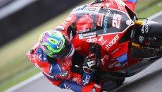 SBK: BSB: Brookes pesca il jolly della intermedia e porta la Ducati in pole