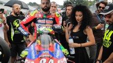 SBK: CIV SBK: Russo sostituisce Zanetti nel Broncos Racing Team a Vallelunga