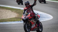 """SBK: Redding: """"I'm afraid to watch the SS300 races, but age isn't a factor"""""""