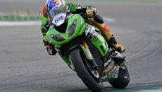 SBK: Kenan Sofuoglu correrà con la Kawasaki di Puccetti a Jerez