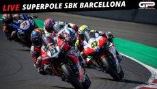SBK: LIVE Superpole Superbike Barcellona: la diretta minuto per minuto