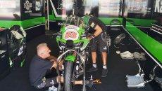 SBK: Rabat-Puccetti: per Tito è Superbike 2.0 con Kawasaki