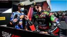 SBK: Jerez: tra Toprak e Rea c'è molto più di un punto