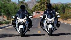 Moto - News: Le 10 moto della Polizia più veloci al mondo