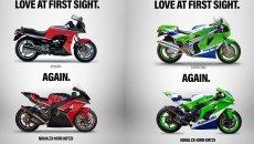 Moto - News: Kawasaki ZX-10R: le livree speciali arriveranno sul mercato?