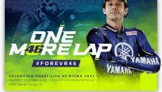 Moto - News: Yamaha One More Lap: Valentino Rossi ad EICMA