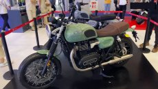 Moto - News: Brixton GK1200: presentata in Cina l'anti Bonneville