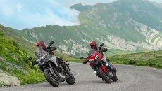 Moto - News: Mercato: Ducati Multistrada V4 spinge un terzo trimestre da record