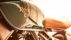 Moto - News: Royal Enfield Super Meteor: la cruiser da 650 cc attesa a Eicma 2021