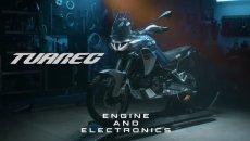 Moto - News: Aprilia Tuareg 660: prima di Eicma 2021 un nuovo video