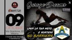 Moto - News: Ciapa la moto: domani open day Motor Hub 22 e Garage Dreams