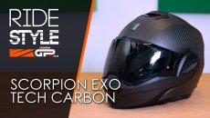 Moto - Test: Scorpion Exo Tech Carbon | RideStyle
