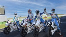 Moto2: La Garelli di Gresini torna in pista a Misano con Luca, figlio di Fausto