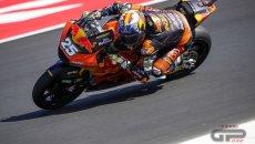 Moto2: Raul Fernandez takes three wins in a row