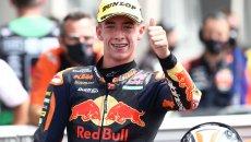 Moto3: Pedro Acosta potrebbe conquistare il titolo Moto3 a Misano battendo...Capirossi