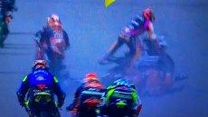 """Moto3: Alcoba: """"Ad Austin mi sono cagato addosso, ho pensato: ora tocca a me"""""""
