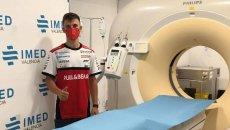 Moto3: Sergio Garcia non correrà a Misano, l'ematoma al rene non è guarito