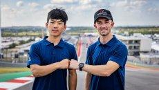 Moto3: Max Biaggi e Husqvarna puntano su Sasaki e McPhee per il 2022