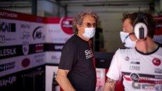 """Moto3: Simoncelli sulla sicurezza: """"si tratta di educazione, dalle minimoto"""""""
