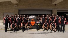 MotoGP: Aprilia with Maverick Vinales in its heart: the salute from Austin