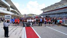 MotoGP: La MotoGP ricorda Dean Berta Vinales con un minuto di silenzio