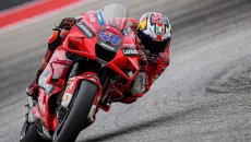 """MotoGP: Miller: """"The tyres are something we will not comment on at this point, I'm sick of it"""""""