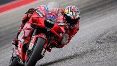 """MotoGP: Miller: """"Le gomme? Evito di commentare ciò che non controllo, sono stufo"""""""