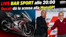 MotoGP: LIVE Bar Sport alle 20:00 - Ducati dà la scossa alla MotoGP!