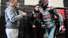 """MotoGP: Quartararo's manager: """"All open for 2023, already two offers"""""""