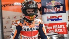 """MotoGP: Marquez: """"il mio percorso di recupero sta procedendo troppo lentamente"""""""