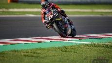 """MotoGP: Vinales: """"Rivola mi ha detto che non proverò l'Aprilia 2022 a Portimao"""""""