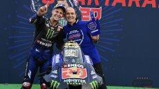 "MotoGP: Meregalli: ""Quartararo like Rossi, he enjoys himself and brings happiness to the garage"""