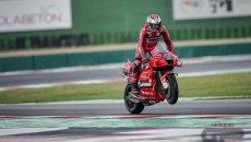 MotoGP: Miller squalo a Misano in FP2: 2° Zarco su A.Espargarò, Quartararo in Q1