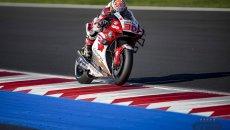 MotoGP: Nakagami 1° nel Warm Up a Misano davanti alle Ducati di Bagnaia e Miller
