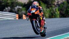 MotoGP: Bradl, Pedrosa e Crutchlow al lavoro per il 2022 a Jerez