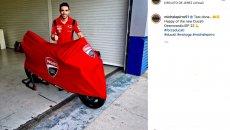 MotoGP: Michele Pirro ha portato al debutto la Ducati Desmosedici 2022 a Jerez