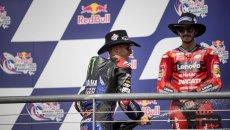 MotoGP: A Misano l' 'all in' di Bagnaia per sperare di battere Quartararo