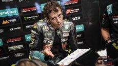"MotoGP: Rossi: ""sono lento e non so perché: non farò come Schumacher, non tornerò"""