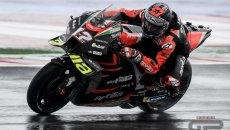 """MotoGP: Maverick Vinales: """"Oggi in pista mi sono sentito perso"""""""