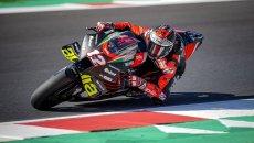 """MotoGP: Aprilia ritrova Vinales a Misano: """"Qui è iniziata la mia avventura con la RS-GP"""""""