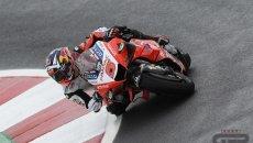 MotoGP: Zarco regala la FP3 alla Ducati a Misano: disastro Bagnaia e Quartararo, in Q1