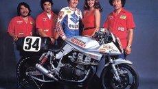 News: Addio a Wes Cooley star del motociclismo americano anni '70 e '80