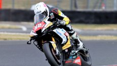 SBK: Delbianco apre la finalissima del CIV Superbike a Vallelunga