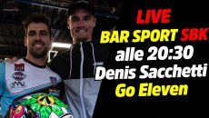SBK: LIVE Bar Sport SBK alle 20:30 - Con Denis Sacchetti: la sfida Rea Vs Toprak