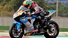 SBK: Stirpe porta la MV al successo a Vallelunga, magia di Bartolini in Moto3